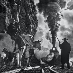 David Yarrow, The Iron Horse, 2021
