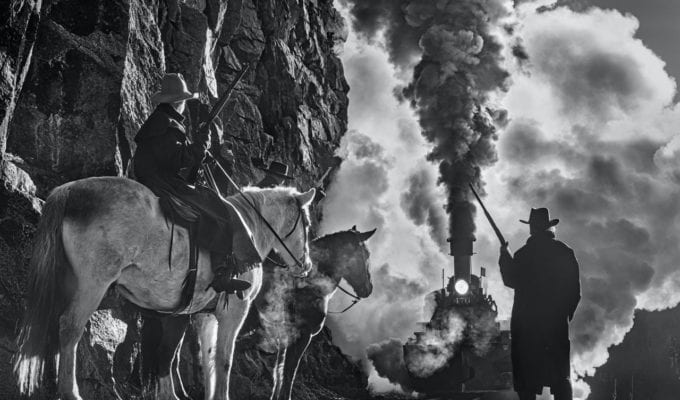 David Yarrow, The Iron Horse, 2021