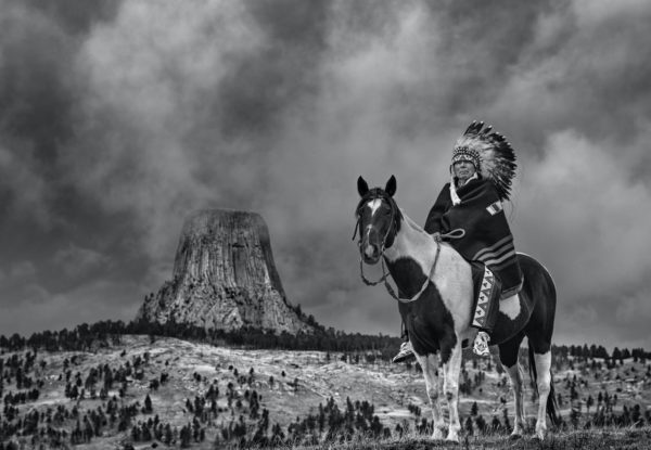David Yarrow, Chief, 2021