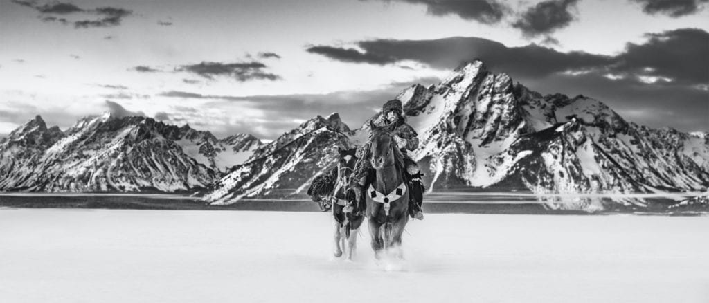 David Yarrow, Wyoming