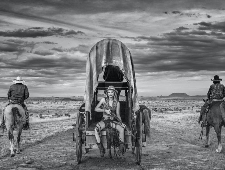 David Yarrow, Amarillo by Morning