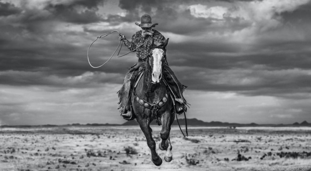 David Yarrow, True Grit