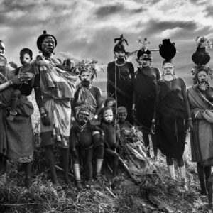 David Yarrow, Easter Sunday, Kibbish, Ethiopia, 2013