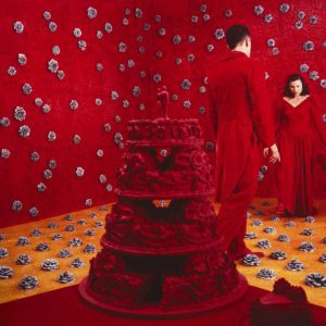 Sandy Skoglund, The Wedding