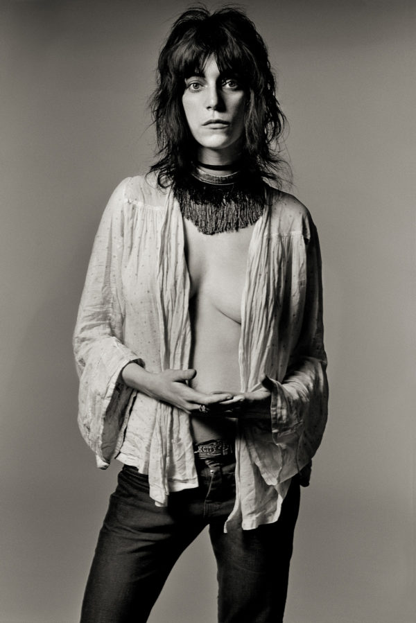 Patti Smith, NY - Patti Portrait I