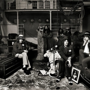 Norman Seeff, The Rolling Stones, Los Angeles. 1971,