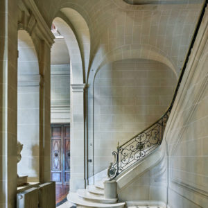 Michael Eastman, Stone Stairway, Buenos Aires, 2017