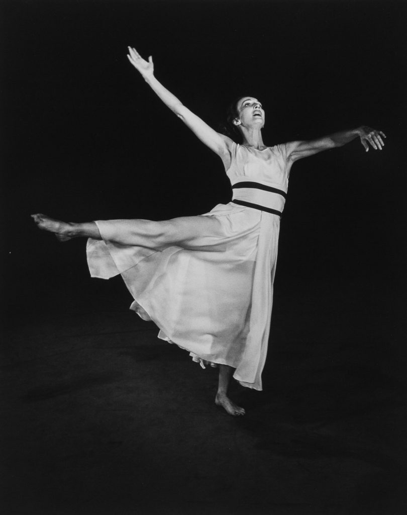 Barbara Morgan Doris Humphrey, Passacaglia