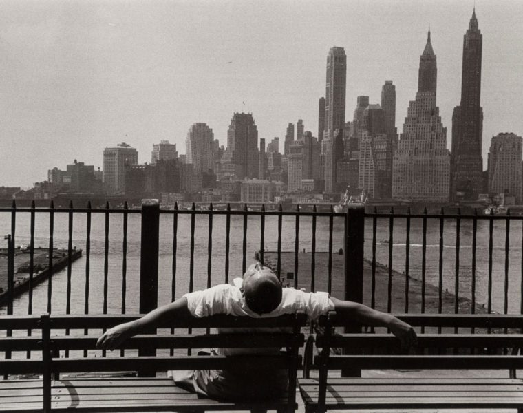 Louis Stettner, Brooklyn Promenade, Brooklyn