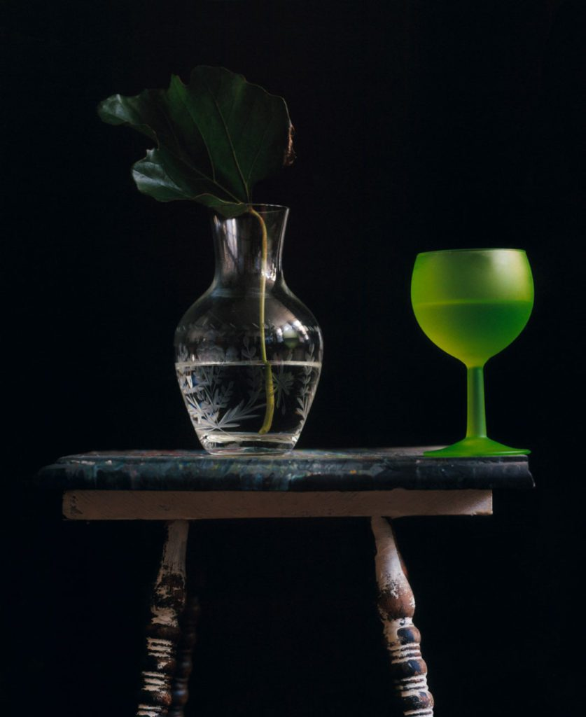 Michael James O'Brien, Still Life with a Green Glass