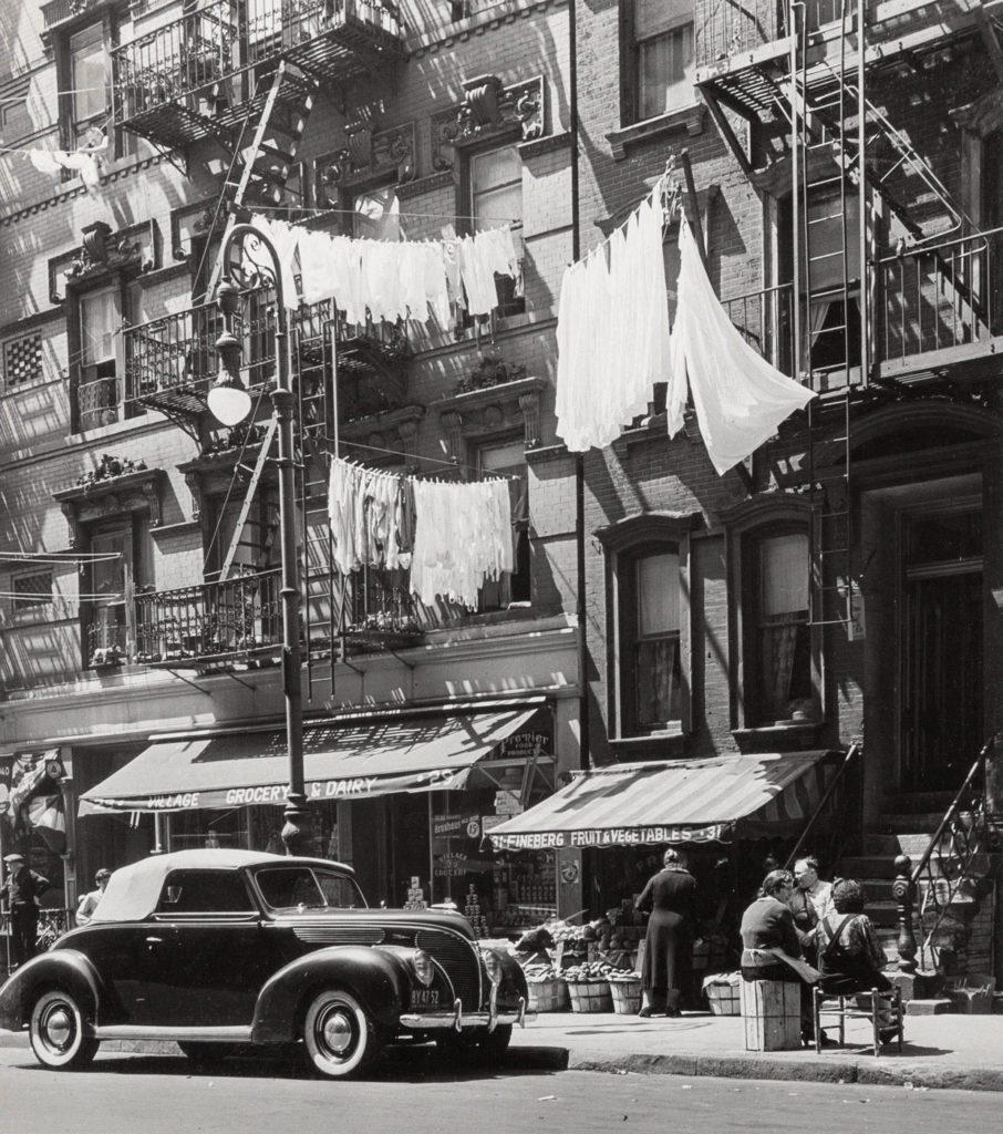 Andreas Feininger, Lower East Side, New York, 1940, Silver Gelatin Photograph
