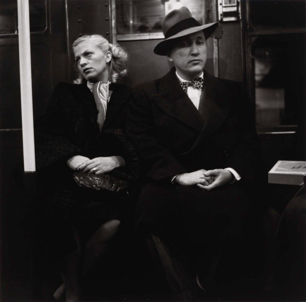 Louis Stettner, King and Queen of Coney Island