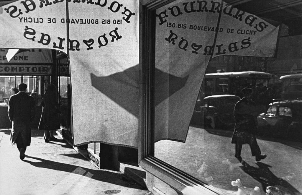 Louis Stettner, Boulevard de Clichy