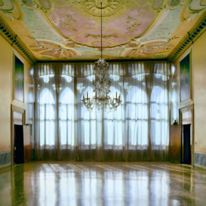Michael Eastman, Chandelier, Venice