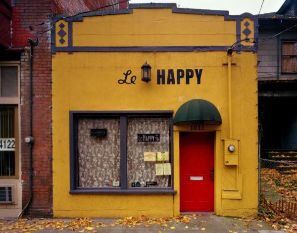 Michael Eastman, Le Happy, 2006, Chromogenic Color Photograph