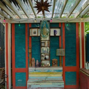 Michael Eastman, Nola Shrine, Chromogenic Color Photograph