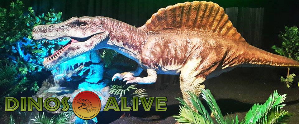 Win Tickets to the DinosAlive Exhibition at Cape Gate!