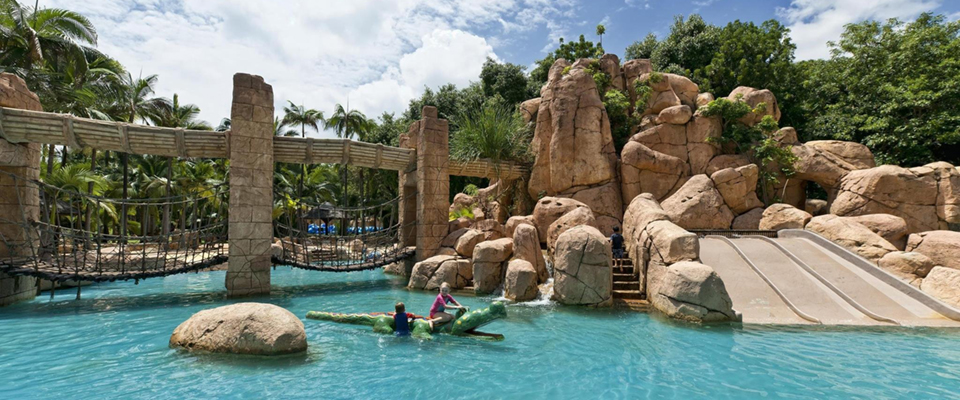 Image of pool at Sun City Valley of Waves