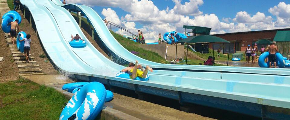 Image of tube at Gwen Balie Waterworld