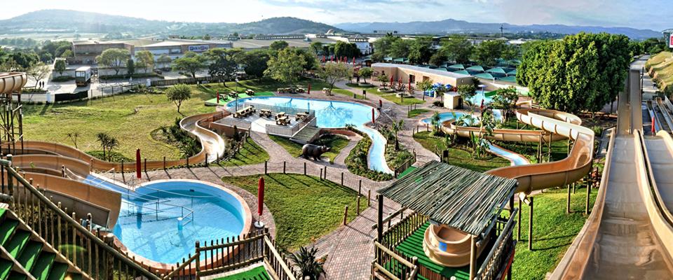 Image of Mafunyane Riverside Water Park