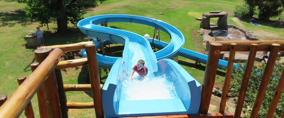 Image of boy on tube at Gooderson Natal Spa Hot Springs & Leisure Resort