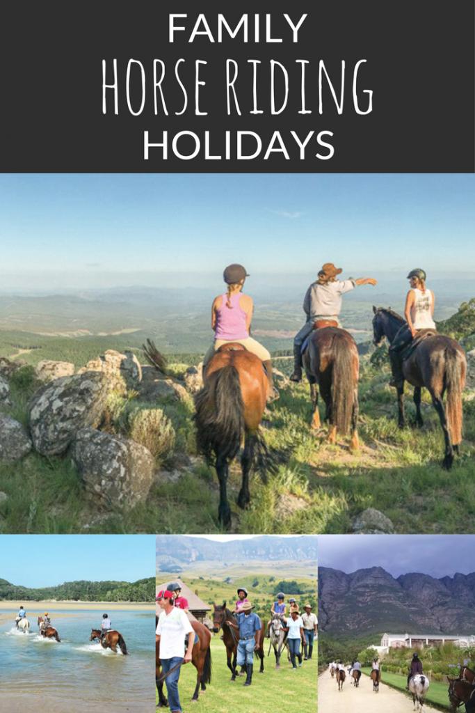 Family Horse Riding Holidays