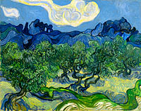 Vincent van Gogh: The Olive Trees