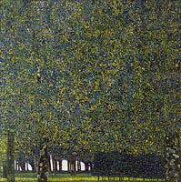 Gustav Klimt: The Park