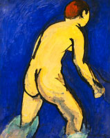 Henri Matisse: Bather