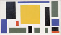 Theo van Doesburg: Composition VIII