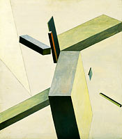 El Lissitzky: Composition