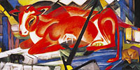 Franz Marc: The World Cow