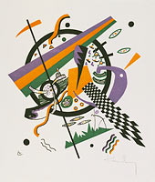 Wassily Kandinsky: Small Worlds IV from the portfolio Small Worlds