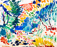 Henri Matisse: Landscape at Collioure