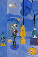 Henri Matisse: The Blue Window