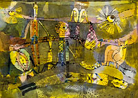 Paul Klee: The End of the Last Act of a Drama