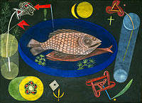 Paul Klee: Around the Fish