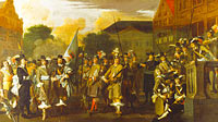 Unknown Painter: A Company of Amsterdam Militiamen