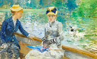 Berthe Morisot: Summer's Day