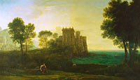 Claude Lorrain: The Enchanted Castle
