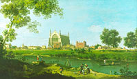 Canaletto: Eton College