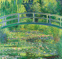 Claude Monet: The Water-Lily Pond (2)