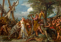 Jean-François de Troy: The Capture of the Golden Fleece
