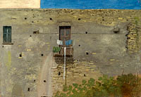 Thomas Jones: A Wall in Naples