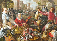 Joachim Beuckelaer: The Four Elements: Air