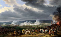 Emile Jean Horace Vernet: The Battle of Jemappes
