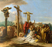 The Lamentation at the Foot of the Cross (2)