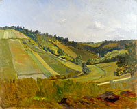 Philippe Rousseau: A Valley