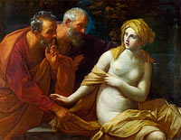Guido Reni: Susannah and the Elders