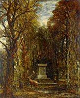 Джон Констебл: Cenotaph to the Memory of Sir Joshua Reynolds
